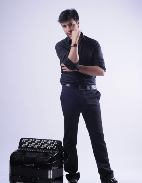 accordionist srdjan vukasinovic