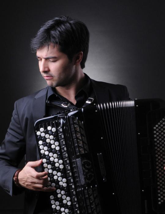 accordionist srdjan vukasinovic
